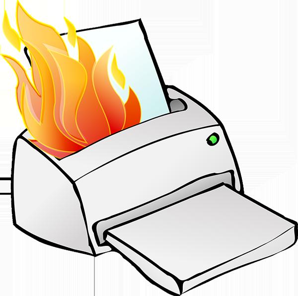 cost to run a printer
