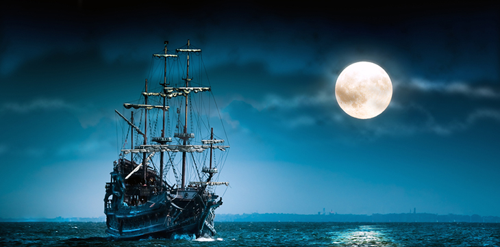 don't be a software pirate